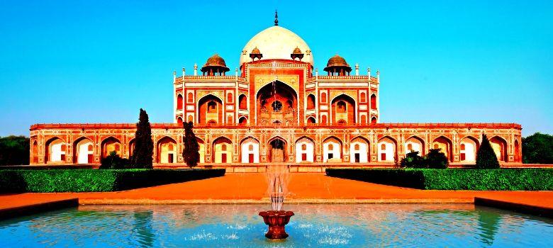 Voyage à Delhi